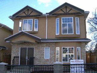Main Photo: 748 E 41ST AVENUE in : Fraser VE House for sale : MLS®# V632928