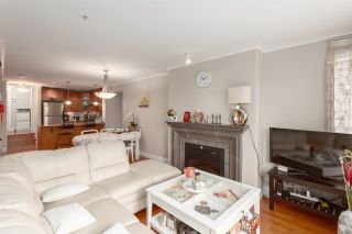 """Photo 8: 206 2103 W 45TH Avenue in Vancouver: Kerrisdale Condo for sale in """"The Legend"""" (Vancouver West)  : MLS®# R2245216"""