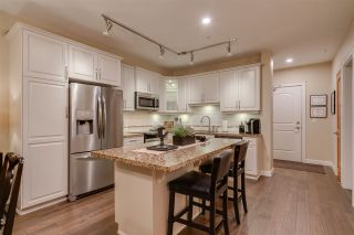 Photo 2: 110 8258 207A STREET in Langley: Willoughby Heights Condo for sale : MLS®# R2408485