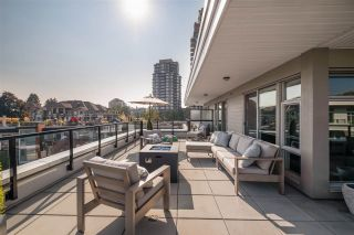 """Photo 3: 403 26 E ROYAL Avenue in New Westminster: Fraserview NW Condo for sale in """"The Royal"""" : MLS®# R2517695"""