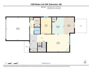 Photo 46: 1459 Wates Link SW in Edmonton: Zone 56 House for sale : MLS®# E4246699