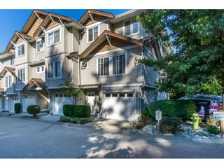 "Photo 1: 8 12711 64TH Avenue in Surrey: West Newton Townhouse for sale in ""Palette on the Park"" : MLS®# R2200679"