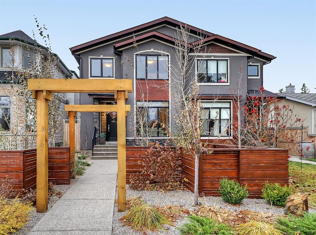 Main Photo: 1203 21 Avenue NW in Calgary: Capitol Hill Semi Detached for sale : MLS®# A1047611