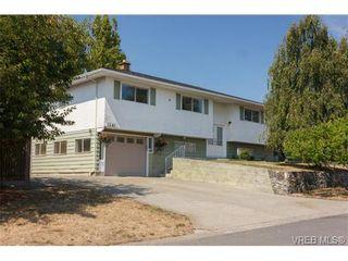 Photo 1: 1441 Ocean View Rd in VICTORIA: SE Cedar Hill House for sale (Saanich East)  : MLS®# 710047