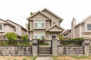"""Photo 1: 773 W 69TH Avenue in Vancouver: Marpole 1/2 Duplex for sale in """"FRONT 1/2 DUPLEX"""" (Vancouver West)  : MLS®# R2615290"""