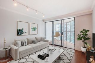 """Photo 3: 1203 789 DRAKE Street in Vancouver: Downtown VW Condo for sale in """"CENTURY TOWER"""" (Vancouver West)  : MLS®# R2625443"""