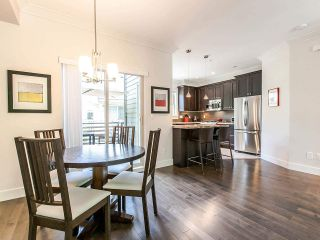 """Photo 8: 27 897 PREMIER Street in North Vancouver: Lynnmour Townhouse for sale in """"Legacy @ Nature's Edge"""" : MLS®# R2077735"""
