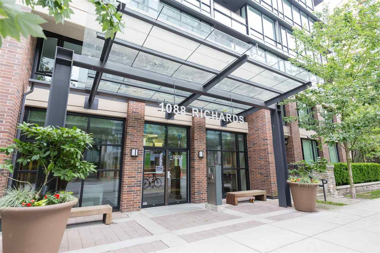 Main Photo: 211 1088 RICHARDS STREET in Vancouver: Yaletown Condo for sale (Vancouver West)  : MLS®# R2191443