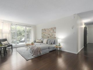 """Photo 3: 115 2033 TRIUMPH Street in Vancouver: Hastings Condo for sale in """"MACKENZIE HOUSE"""" (Vancouver East)  : MLS®# R2370575"""