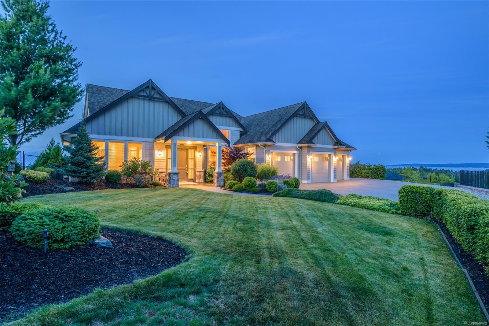 Main Photo: 5019 Hinrich View in : Na North Nanaimo House for sale (Nanaimo)  : MLS®# 860449