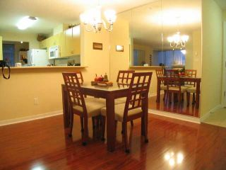"""Photo 3: 404 6659 Southoaks Crescent, South Burnaby in Burnaby: Highgate Condo for sale in """"Gemini II"""" (Burnaby North)"""