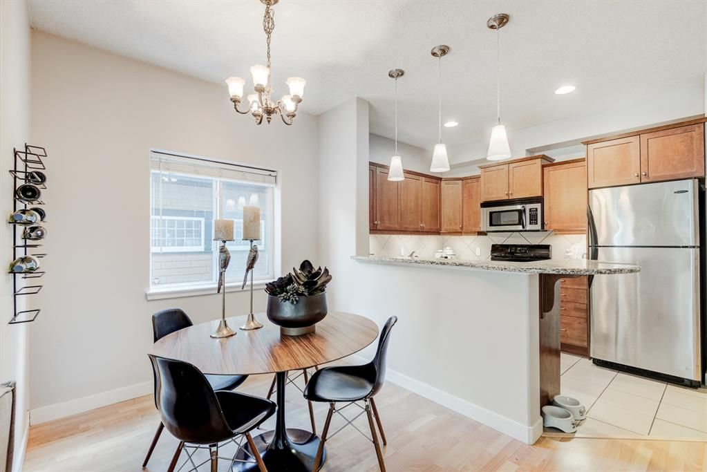 Photo 5: Photos: 102 509 21 Avenue SW in Calgary: Cliff Bungalow Apartment for sale : MLS®# A1100850