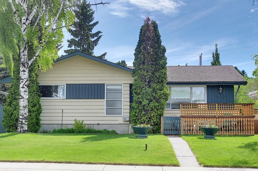 Main Photo: 2952 Lindsay Drive SW in Calgary: Lakeview Detached for sale : MLS®# A1115175