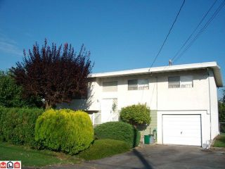 """Photo 1: 7462 GIBBARD ST in Mission: Mission BC House for sale in """"HERITAGE PARK AREA"""" : MLS®# F1124758"""