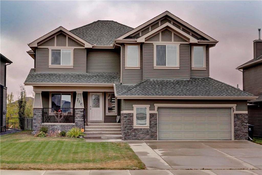 Main Photo: 736 BOULDER CREEK Drive S: Langdon House for sale : MLS®# C4139195