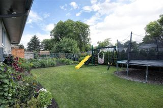 Photo 20: 6 John Taylor Place in Winnipeg: Valley Gardens Single Family Detached for sale (3E)  : MLS®# 202016891