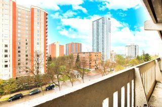 Photo 19: 604 9809 110 Street in Edmonton: Zone 12 Condo for sale : MLS®# E4245442