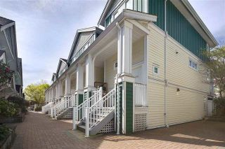 """Photo 1: 38 123 SEVENTH Street in New Westminster: Uptown NW Townhouse for sale in """"Royal City Terrace"""" : MLS®# R2193471"""