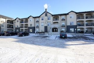 Main Photo: 317 1610 Dakota Drive in Regina: East Pointe Estates Residential for sale : MLS®# SK837754