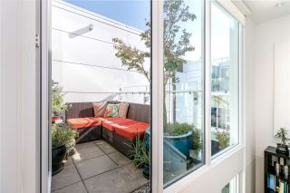"""Photo 9: 750 W 6TH Avenue in Vancouver: Fairview VW Townhouse for sale in """"SIXTH + STEEL"""" (Vancouver West)  : MLS®# R2313387"""