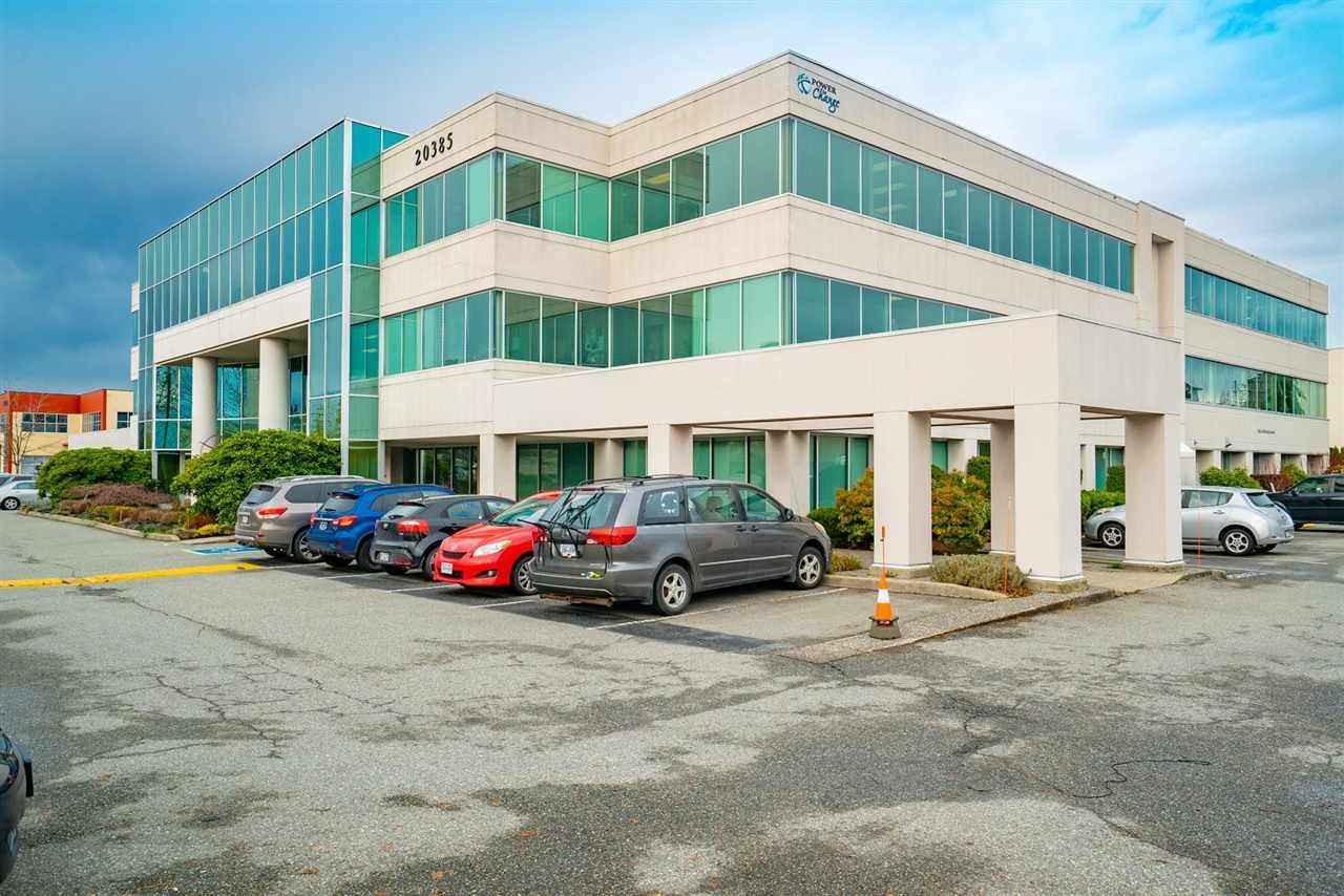 Main Photo: 100 20385 64 Avenue in Langley: Willoughby Heights Office for lease : MLS®# C8038325