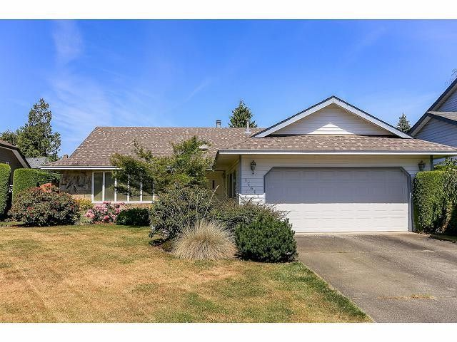 """Main Photo: 15665 93RD Avenue in Surrey: Fleetwood Tynehead House for sale in """"Belair Estates"""" : MLS®# F1417825"""