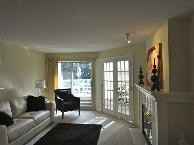 """Main Photo: 212 2105 W 42ND Avenue in Vancouver: Kerrisdale Condo for sale in """"BROWNSTONE"""" (Vancouver West)  : MLS®# V971377"""