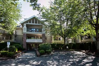 "Photo 1: 320 22025 48 Avenue in Langley: Murrayville Condo for sale in ""Autumn Ridge"" : MLS®# R2192847"