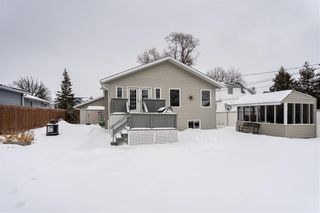 Photo 25: 238 Thompson Drive in Winnipeg: Jameswood Residential for sale (5F)  : MLS®# 202102267