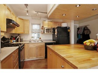 Photo 2: 112 4272 ALBERT Street in Burnaby: Vancouver Heights Townhouse for sale (Burnaby North)  : MLS®# V1045828