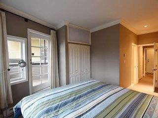 """Photo 12: 13 1620 BALSAM Street in Vancouver: Kitsilano Townhouse for sale in """"OLD KITS TOWNHOMES"""" (Vancouver West)  : MLS®# R2012310"""