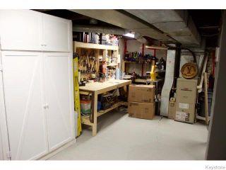 Photo 19: 288 Traverse Avenue in WINNIPEG: St Boniface Residential for sale (South East Winnipeg)  : MLS®# 1602736