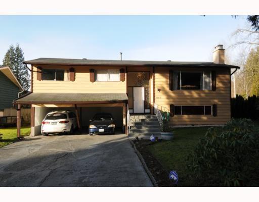 Main Photo: 3667 COAST MERIDIAN RD in Port Coquitlam: Glenwood PQ House for sale : MLS®# V805660
