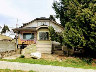 Photo 1: 531 FOURTEENTH Street in New Westminster: Uptown NW House for sale : MLS®# R2351399