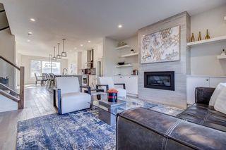 Main Photo: 905 41 Street SW in Calgary: Rosscarrock Semi Detached for sale : MLS®# A1142779