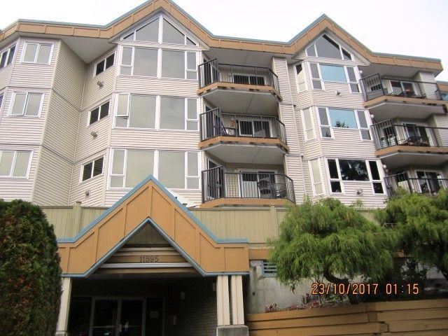 """Main Photo: 204 11595 FRASER Street in Maple Ridge: East Central Condo for sale in """"BRICKWOOD PLACE"""" : MLS®# R2216768"""