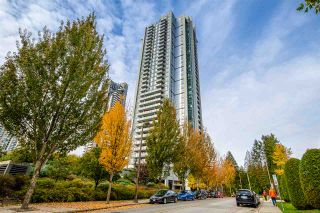 "Photo 1: 1806 1178 HEFFLEY Crescent in Coquitlam: North Coquitlam Condo for sale in ""Obelisk"" : MLS®# R2415262"