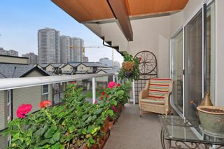 "Photo 16: 412 5 K DE K Court in New Westminster: Quay Condo for sale in ""QUAYSIDE TERRACE"" : MLS®# R2140856"