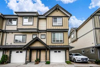 Photo 1: 6-9391 Alberta Rd in Richmond: McLennan North Townhouse for sale : MLS®# R2571035