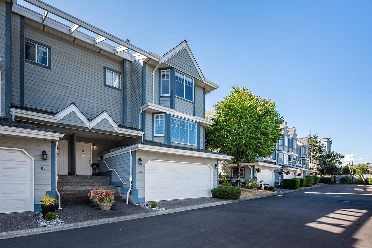 Main Photo: 115 28 RICHMOND Street in New Westminster: Fraserview NW Townhouse for sale : MLS®# R2603835