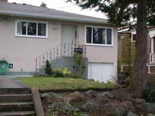 Photo 1: 1073 Davie St in Victoria: Residential for sale : MLS®# 289115
