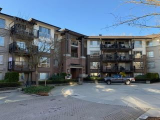 "Main Photo: 313 11665 HANEY Bypass in Maple Ridge: West Central Condo for sale in ""Haney Landing"" : MLS®# R2536306"