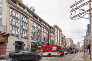 Photo 38: 502 1275 HAMILTON STREET in Vancouver: Yaletown Condo for sale (Vancouver West)  : MLS®# R2510558