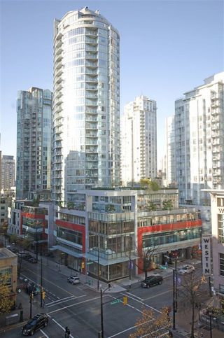 Photo 1: 506 833 HOMER STREET in Vancouver West: Downtown VW Home for sale ()  : MLS®# R2017634