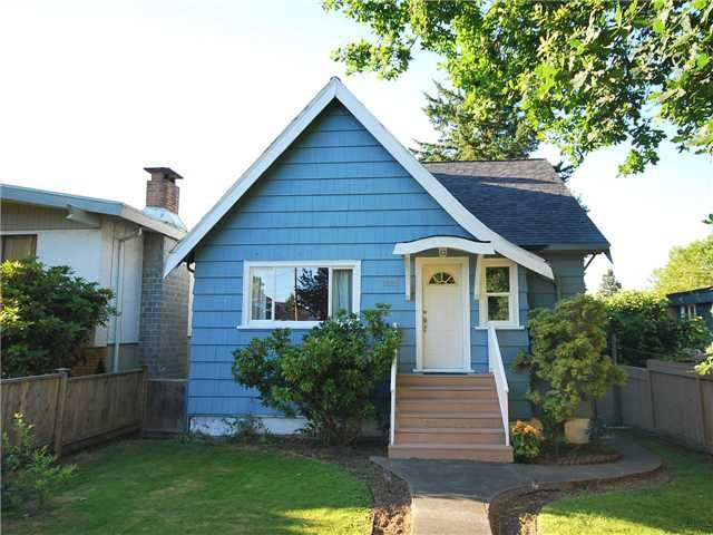 Main Photo: 2225 E 27TH AV in Vancouver: Victoria VE House for sale (Vancouver East)  : MLS®# V1020652