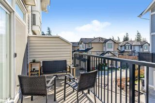 """Photo 14: 60 7169 208A Street in Langley: Willoughby Heights Townhouse for sale in """"Lattice"""" : MLS®# R2573535"""