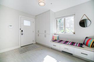"Photo 3: 1 843 EWEN Avenue in New Westminster: Queensborough Townhouse for sale in ""EWEN"" : MLS®# R2494169"