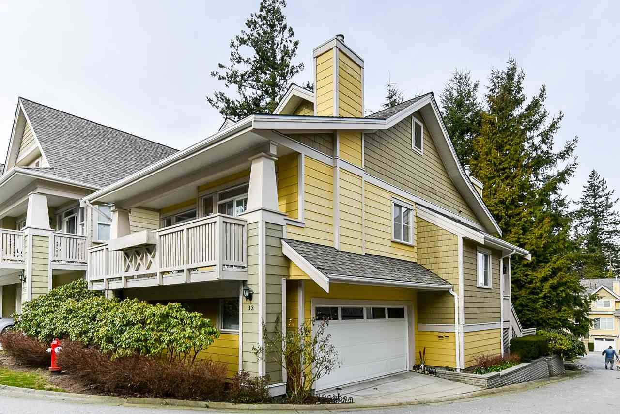 """Main Photo: 32 2588 152 Street in Surrey: King George Corridor Townhouse for sale in """"Woodgrove"""" (South Surrey White Rock)  : MLS®# R2540147"""