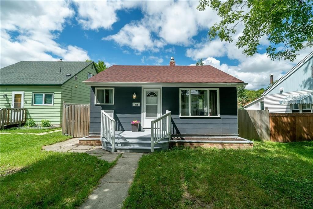 Welcome to 259 Dollard Blvd in the heart of St. Boniface!