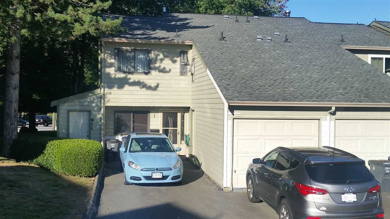 """Main Photo: 1 9970 149TH Street in Surrey: Guildford Townhouse for sale in """"tall timbers"""" (North Surrey)  : MLS®# R2096216"""